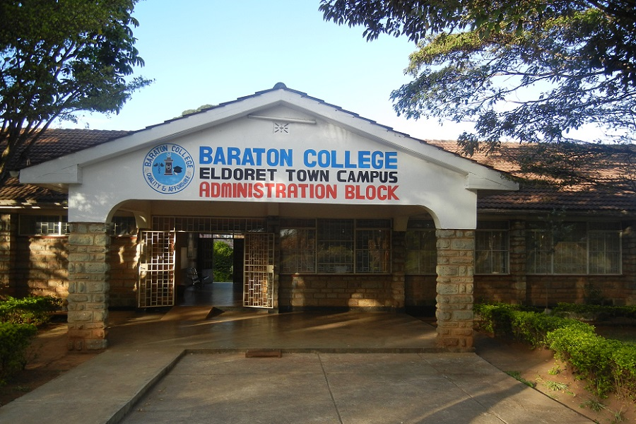Baraton College Campuses